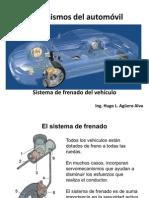 S13 Sistema de frenado del vehículo