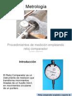 MEC15-Medición con reloj comparador de carátula