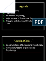 1-Educational Pshchology for Techers