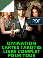 DIVINATION CARTES TAROTES LIVRE - SHAMPI K