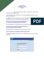 E-LEARNING Manual