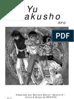 Daemon - YuYu Hakusho RPG