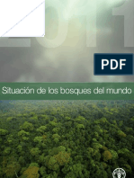 informe fao bosques 2011