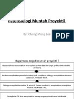 Patofisiologi dan Penatlaksanaan  Muntah Proyektil