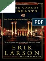 In the Garden of Beasts by Erik Larson - Excerpt