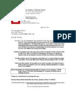 letter to Narragansett times041011
