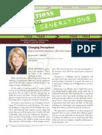 Diversity Journal | Corporate Generations at Work - Mar/Apr 2010