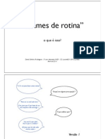 Rotinas
