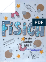 2da Guía Pedagógica 3er año Física