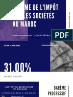 Barème d'is 2020 Au Maroc