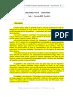 RELATORIO - CIRCUITOS ELETRICOS  LAB4