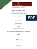 FORMATO DE TAREAS PINTURA II  2021 S-1 .  Tarea 3  OLEO . Marzo -Abri