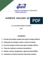 Acidente Nuclear No Japão
