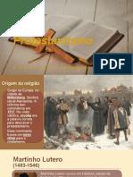 Protestantism o