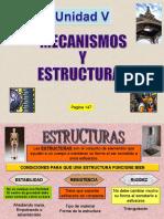 ESTRUCTURAS Y MECANISMOS 3º ESO