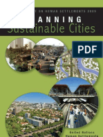 Planning Sustainable Cities - UN Habitat Report