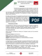 Informe Distribucion de Fases Tramo II 20-08-2021
