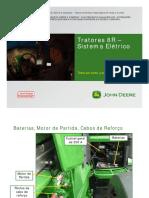 Trator 8r Sistema Eletrico