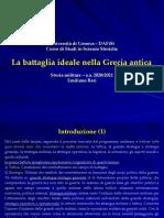 1. La Battaglia Ideale Nella Grecia Antica 20-21