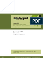 Intrepid Sales 2 0 White Paper