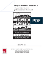 South Valley Academy DD Booklet