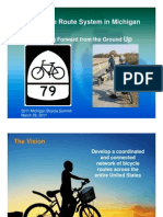 Update on US Bike Route System
