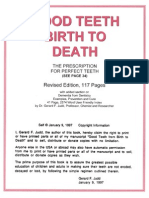 Good Teeth Birth To Death - How To Remineralize Teeth - Dr Gerard Judd Nc001
