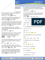 4 Operaciones - Sistema de Numeración