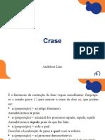 CRASE- SLIDES