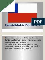 Patriotism o