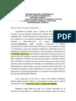 PLANIFICACIÓN SUBPROYECTO DERECHO PROCESAL CIVIL II, (FS-02) PROFESOR MSc. JOHAN HERRERA.