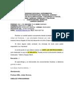 MÓDULO IV DERECHO LABORAL PROF. MSc. JOHAN HERRERA. FS-02
