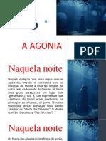 Retiro - Segunda Parte - Agonia