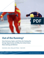 Out of the Running?