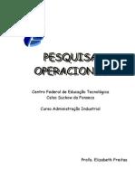 Apostila PESQUISA OPERACIONAL - Alunos