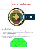 Control Systems in Mechatronics