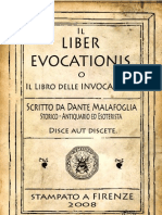 Liber Invocation