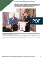 28-07-2021 Desde el Recinto del Poder Ejecutivo encabeza Héctor Astudillo homenaje a René Juárez Cisneros