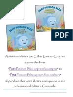 Petit Poisson Bleu
