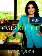 Recipes from Eva's Kitchen by Eva Longoria