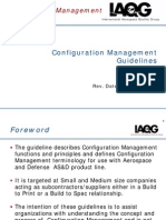 Configuration Management Presentation