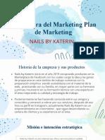 Plan de Marketing Nails by Katerin