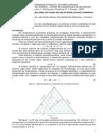 Relátorio _ Experimento 3 DIAGRAMA de FASE
