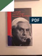 Theologie und Ideologie bei Joseph Ratzinger