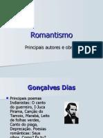 Autores romantismo