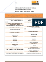 Mstro Miguel Estrategia Para Escuela Mejor