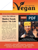 American Vegan - Spring 2011