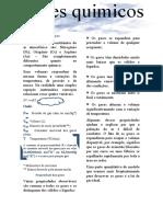 FMU - Química geral aplicada - Estudo dos gases - 19.08.2021