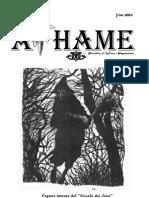 Athame n° 9 - Periodico di Wicca e Paganesimo