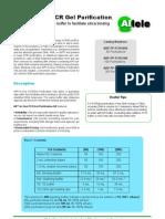 Allele-in-One PCR/Gel Purification Kit